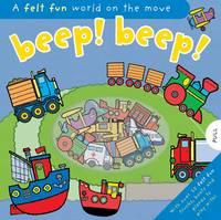 Felt Fun Beep Beep by Ruth Martin, Emily A. Hawkins