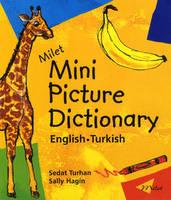 Milet Mini Picture Dictionary (Turkish-English) English-Turkish by Sedat Turhan