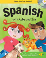 Spanish with Abby and Zak by Licheng Gu