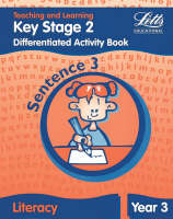Key Stage 2 Literacy: Sentence Level Y3 Differentiated Activity Book by