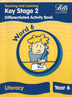Key Stage 2 Literacy: Word Level Y6 Differentiated Activity Book by