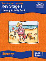 Key Stage 1 Literacy: Year 1, Term 1 Activity Book by