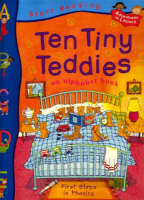 Ten Tiny Teddies by Ruth Thomson, Pie Corbett