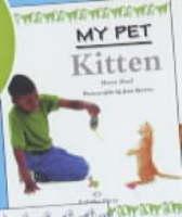 My Pet Kitten by Honor Head, Jane Burton