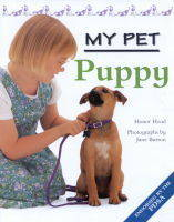 My Pet Puppy by Honor Head, Jane Burton