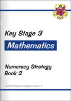 KS3 Maths Numeracy Strategy Workbook - Book 2, Levels 5-6 by CGP Books
