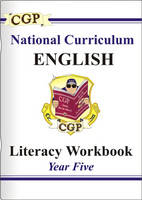 KS2 English Literacy Workbook - Year 5 by CGP Books