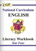 KS2 English Literacy Workbook - Year 4 by CGP Books