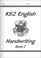 KS2 English Handwriting - Book 2 by CGP Books