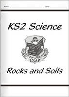 KS2 National Curriculum Science - Rocks and Soils (3D) by CGP Books