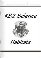 KS2 National Curriculum Science - Habitats (4B) by CGP Books