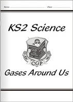 KS2 National Curriculum Science - Gases Around Us (5C) by CGP Books