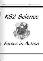 KS2 National Curriculum Science - Forces in Action (6E) by CGP Books