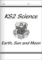KS2 National Curriculum Science - Earth, Sun and Moon (5E) by CGP Books