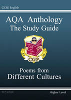 GCSE English AQA A Anthology Study Guide - Higher Level by Richard Parsons