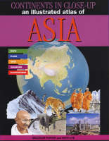 An Illustrated Atlas of Asia by Malcolm Porter