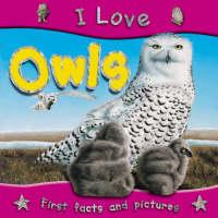 I Love Owls by Steve Parker