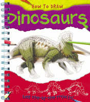 How to Draw Dinosaurs by Susie Hodge