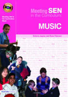 Meeting SEN in the Curriculum Music by Victoria Jaquiss, Diane Paterson