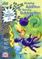 Amazing Addition and Spooky Subtraction Age 8-9 by