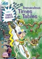 Tremendous Times Tables Level 2 Magical Skills by
