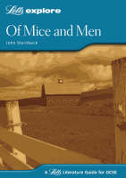Letts Explore GCSE Text Guides Of Mice and Men by