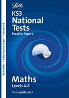 KS3 Maths Level 3-6 by Brian Seager, Mark Patmore