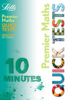 KS2 Premier Quick Tests - Maths 8-9 by Paul Broadbent, Peter Patilla