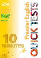 KS1 Premier Quick Tests English 6-7 by Louis Fidge