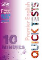 KS2 Premier Quick Tests - English 7-8 by Louis Fidge