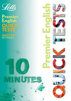 KS2 Premier Quick Tests - English 8-9 by Louis Fidge