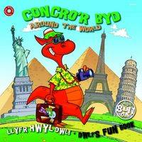 Concro'r Byd Around the World by Elin Meek