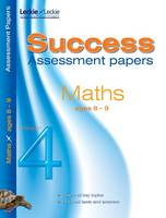 8-9 Mathematics Assessment Success Papers by Paul Broadbent
