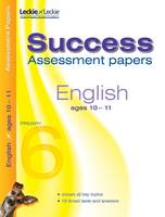 10-11 English Assessment Success Papers by Alison Head