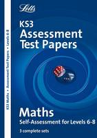 KS3 Assessment Test Papers Maths 6-8 by