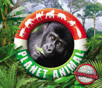 Planet Animal Saving Earth's Disappearing Animals by Barbara Taylor