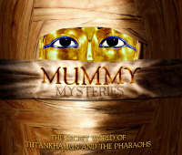 Mummy Mysteries The Secret World of Tutankhamun and the Pharaohs by Joyce A. Tyldesley