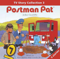 Postman Pat Story Collection Postman Pat Flollows a Trail , Postman Pat Has the Best Village AND Postman Pat and the Hole in the Road Television Stories by John Cunliffe