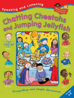 Chatting Cheetahs and Jumping Jellyfish by Ruth Thomson, Pie Corbett
