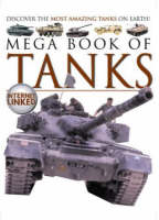 Mega Book of Tanks by Lynne Gibbs