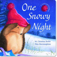 One Snowy Night by M. Christina Butler