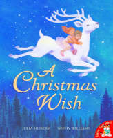 A Christmas Wish by Julia Hubery