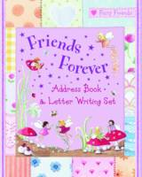 Friends Forever Address Book and Letter Writing Set by Gail Yerrill