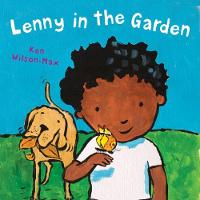 Lenny in the Garden by Ken Wilson-Max