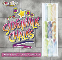 Sidewalk Chalks by Susie Hodge
