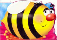 Bumblebee Chunky Friend Storybook by Kay Massey