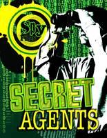 Secret Agents by Adrian  D. Gilbert