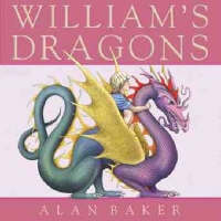 William's Dragons by Alan Baker
