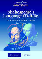 Shakespeare's Language CD-ROM by Rex Gibson