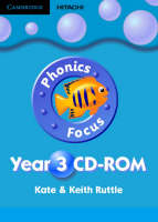 Phonics Focus Year 3 CD-ROM by Kate Ruttle
